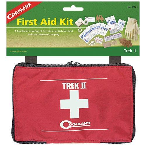 Coghlans 9802 Trek II First Aid Kit