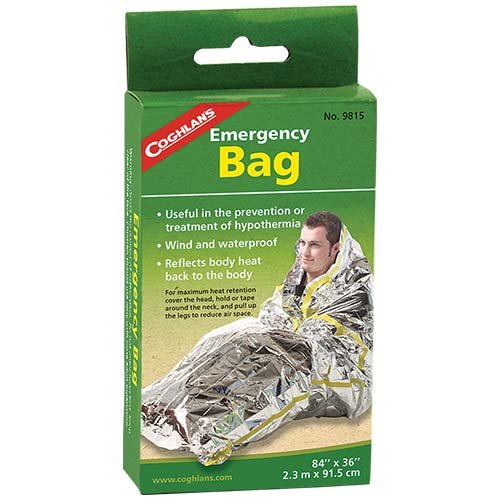 Coghlans 9815 Emergency Bag