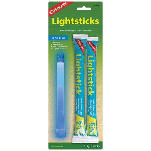 Coghlans 9830 Blue 2 Pack Lightsticks