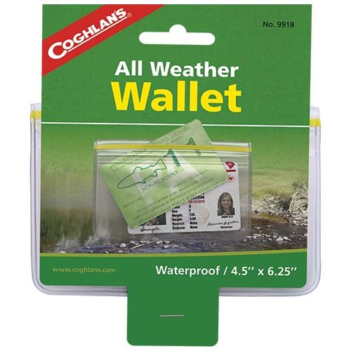 Coghlans 9918 Weatherproof Wallet