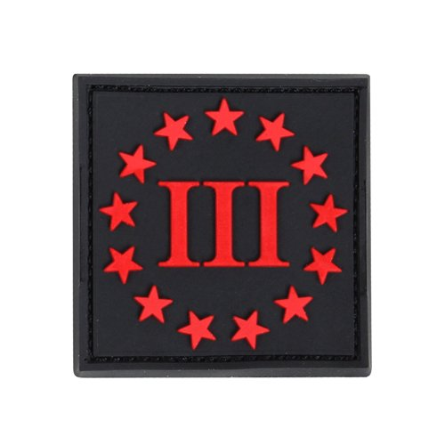 Condor PVC 3-Percenter Morale Patches