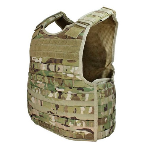 Condor Multicam Defender Plate Carrier