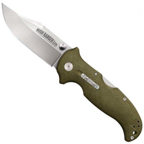 Cold Steel Bush Ranger GFN Handle Folding Blade Knife