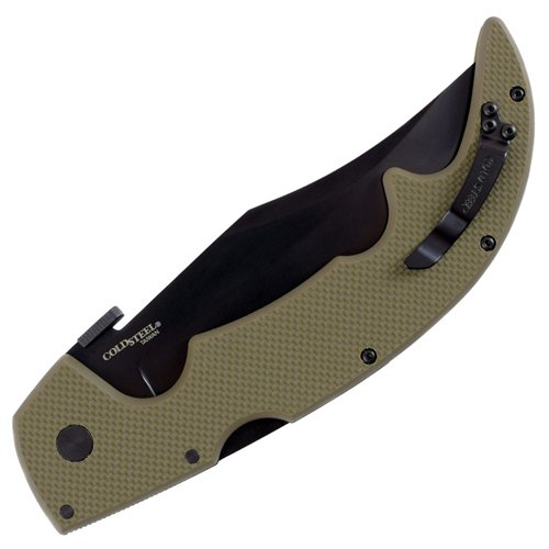 Cold Steel G-10 Espada Large Folding Knife