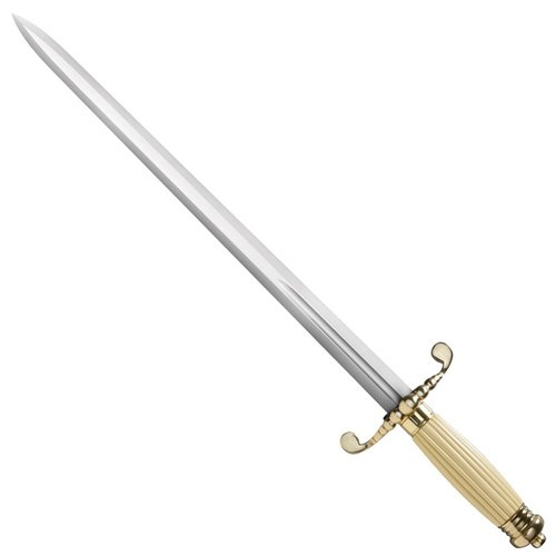 Officer's Five Ball Dirk Sword with Scabbard