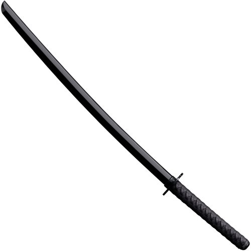 Cold Steel Bokken Training Sword - Black