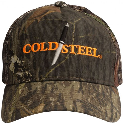 Cold Steel Mossy Oak Adjustable Hat - Multicamo