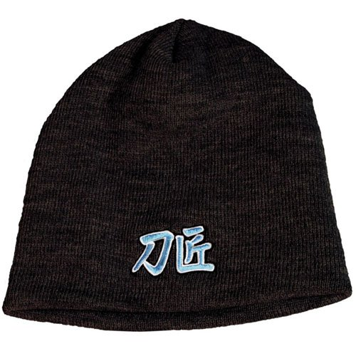 Cold Steel Knit Beanie
