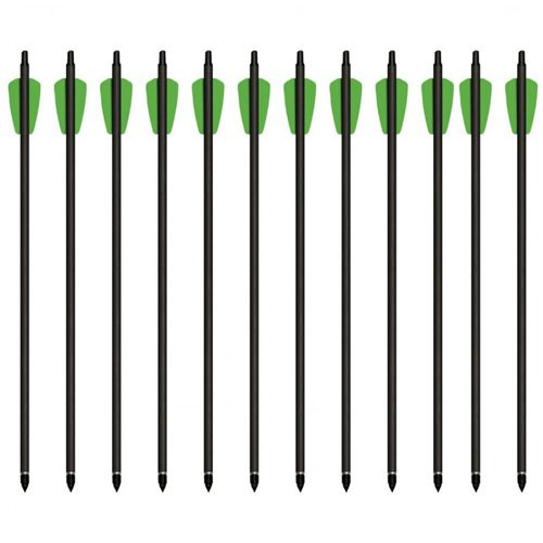 Cold Steel Cheap Shot 130 Carbon Bolts - 12 Pack