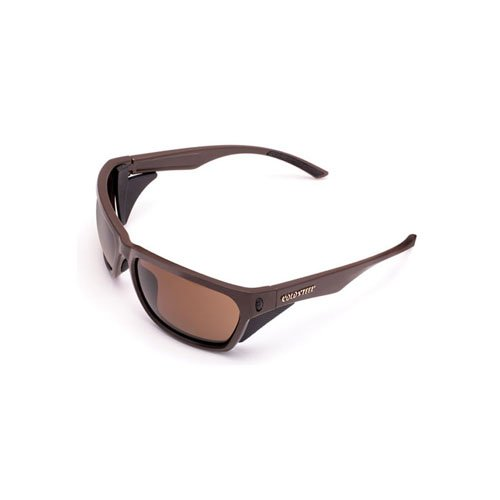 Cold Steel Battle Shades Mark-III Eyewear (Matte Brown)