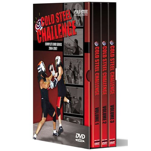 Cold Steel VDCSC Challenge DVD