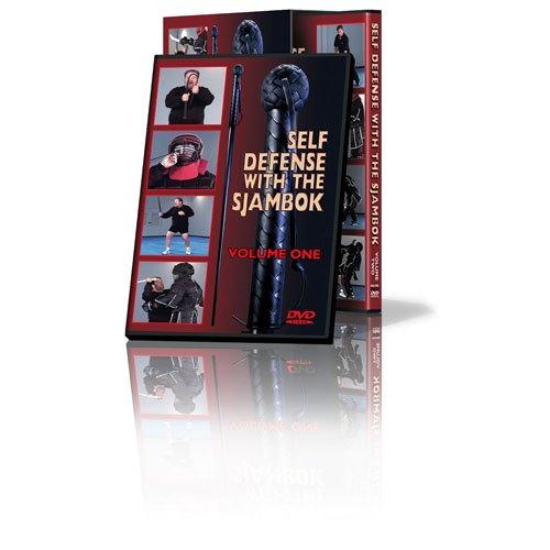 Cold Steel Self Defense with Sjambok DVD