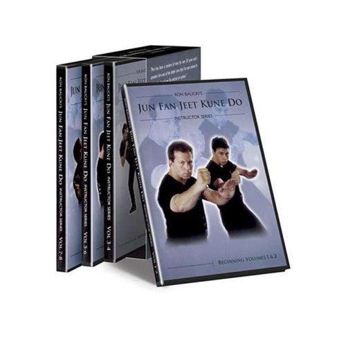 Cold Steel Ron Balickis Jun Fan Jeet Kune Do DVD