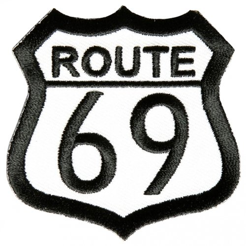 Route 69 Patch - 2.5x2.5 Inch