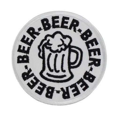 Beer Beer Beer Patch - 3x3 Inch