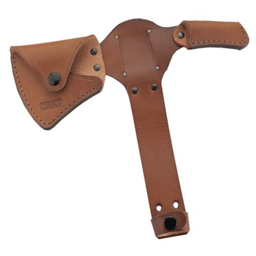 CRKT Kangee Tomahawk Leather Sheath