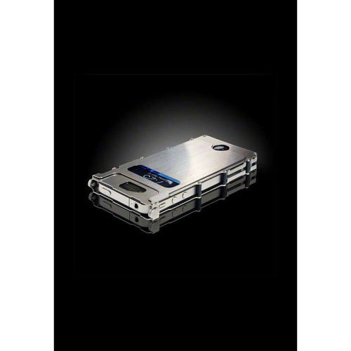 Inoxcase Stainless Steel Iphone 4 Casesilver - CRKT