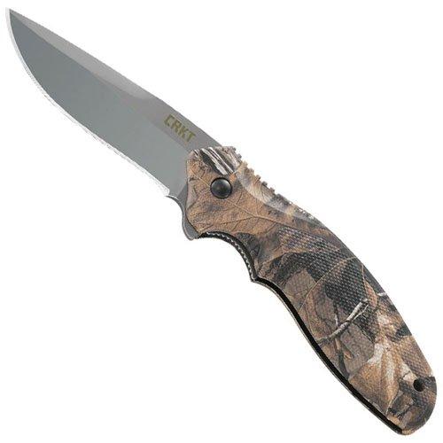 CRKT Shenanigan Z Camo Realtree Xtra Folding Knife