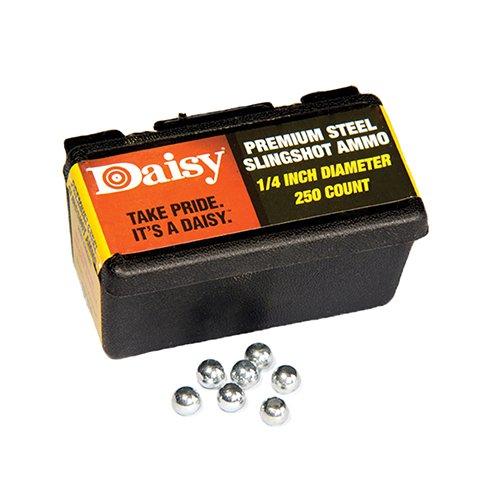 Daisy Powerline 1/4 Inch Steel Slingshot Ammo
