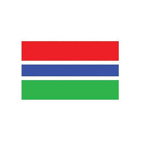 Flag-Gambia