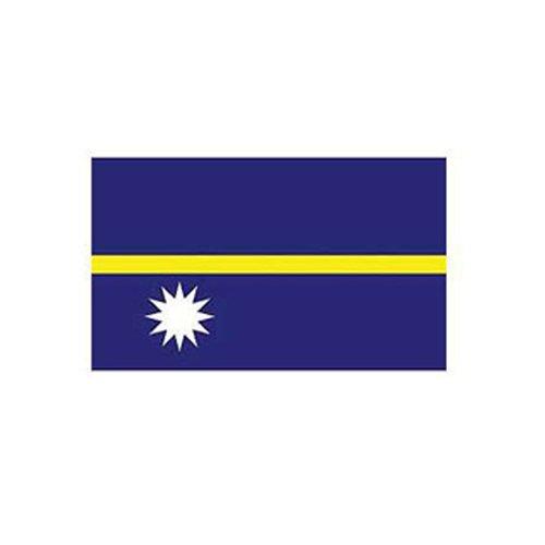 Flag-Nauru