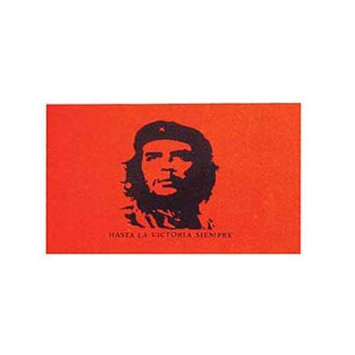 Flag Che Guevara Red 3Ftx5ft