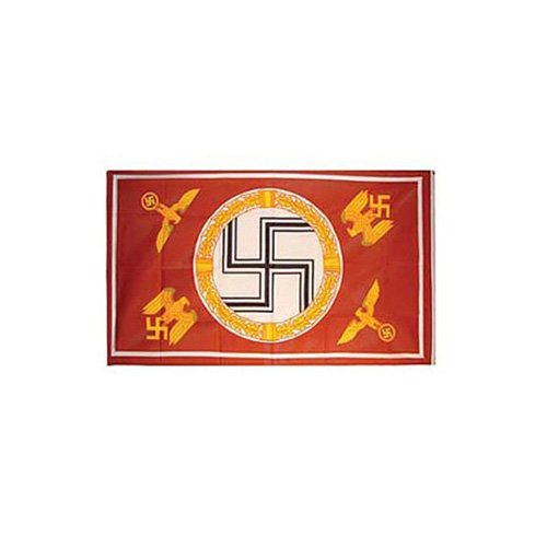 Flag WWII Germ Fuehrers 3Ftx5ft