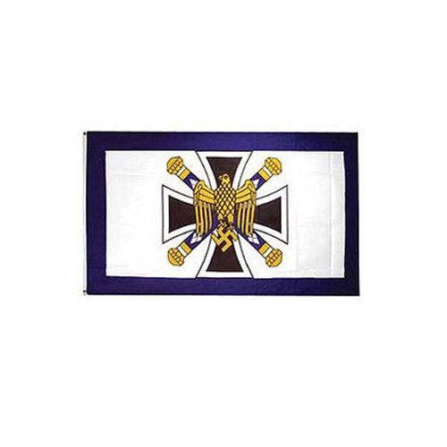 Flag WWI Germ Navy 3Ftx5ft