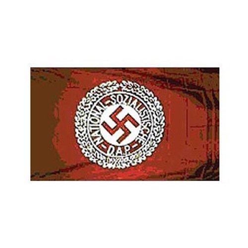 Flag WWII Germ Dap 3Ftx5ft
