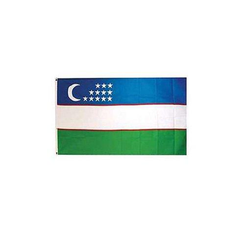 Flag-Uzbekistan