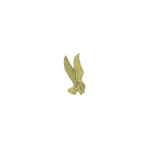 Right 1st Aviation Army 1 Inch Gold Hawk Pin