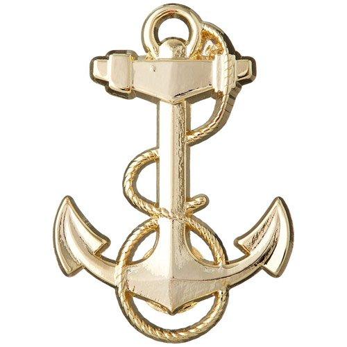 Eagle Emblems USN Midshipman Pin - 1.125 Inch