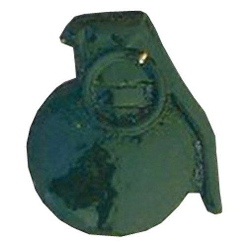 Eagle Emblems 1 Inch Baseball Grenade Pin