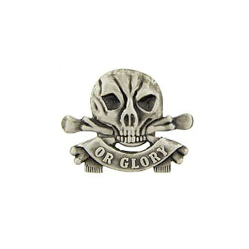 Pin 1 Inch Death Or Glory