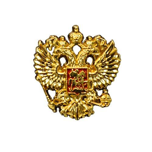 Russia Insignia Pin