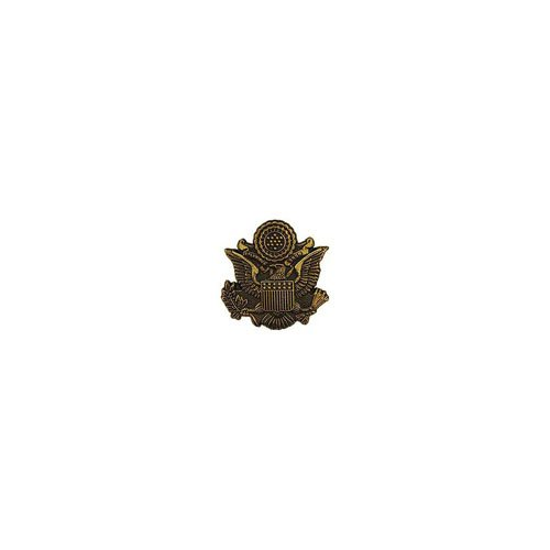 Pin USA Seal Gold LRG