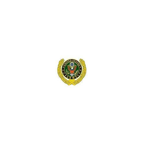 Pin Army Logo Wreath