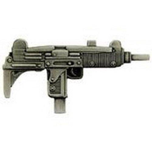 Eagle Emblems Rifle Machine Gun Pin - 2.1/8 Inch