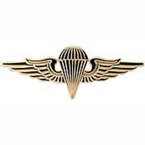 Eagle Emblem Egyptain 3-3/8 Inch Jump Wing Pin