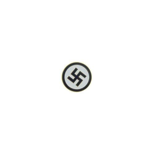 Pin Germ Nazi Swast Round