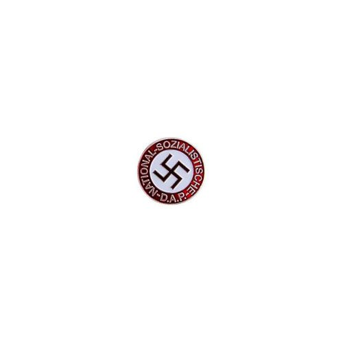 Pin Germ Nazi Party Dap