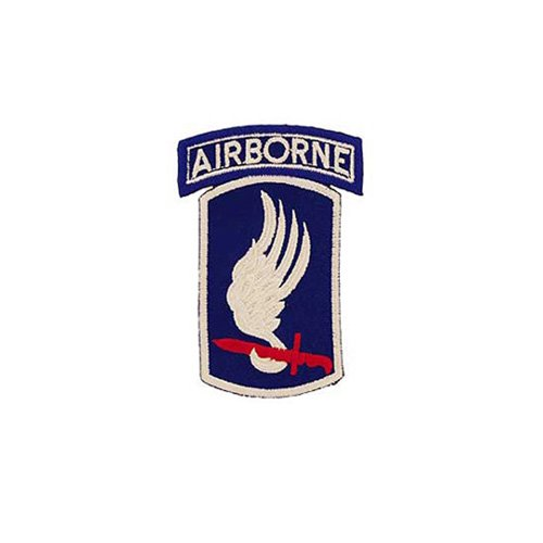 Patch Army 173rd A/B Bde. with Tab 3-3/8 Inch