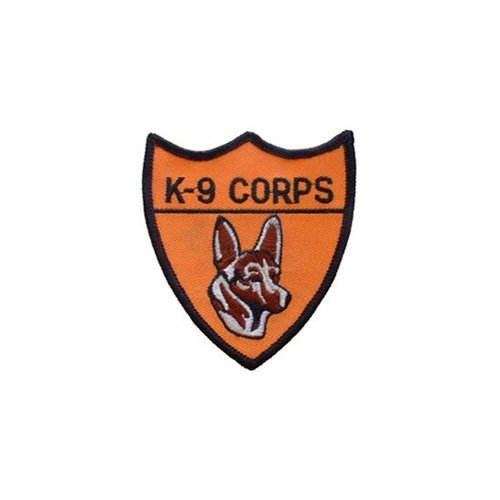 Patch K-9 Corps 3 Inch