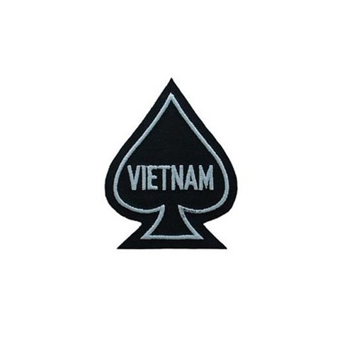 Patch Vietnam Spade Ace
