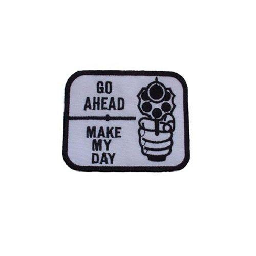 Patch Gun Go Ahead Make 3-1/2 Inch