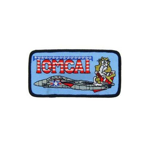USN Tomcat Jet Patch - 3 Inch