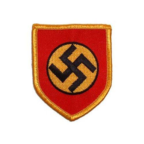 Patch WWII Germ SS Police