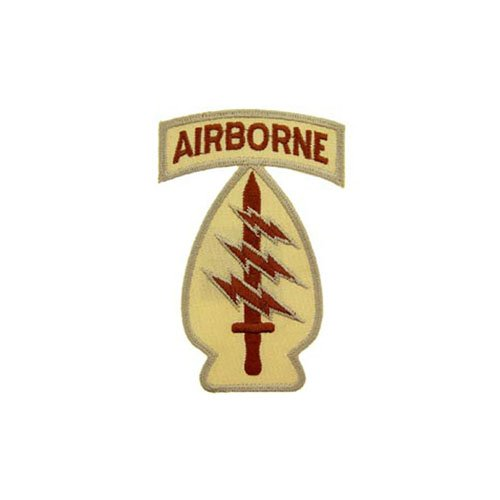 Special Forces A B Patch