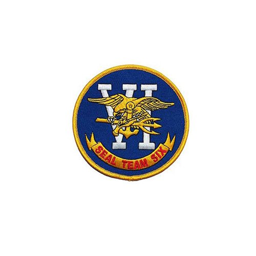 Patch Usn Seal Team 06 3 Inch