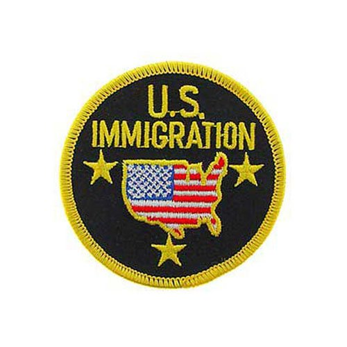 Patch POL US Immigration